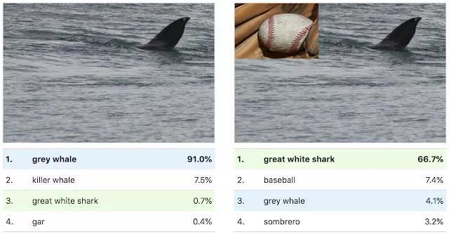从「灰鲸」切换为「大白鲨」